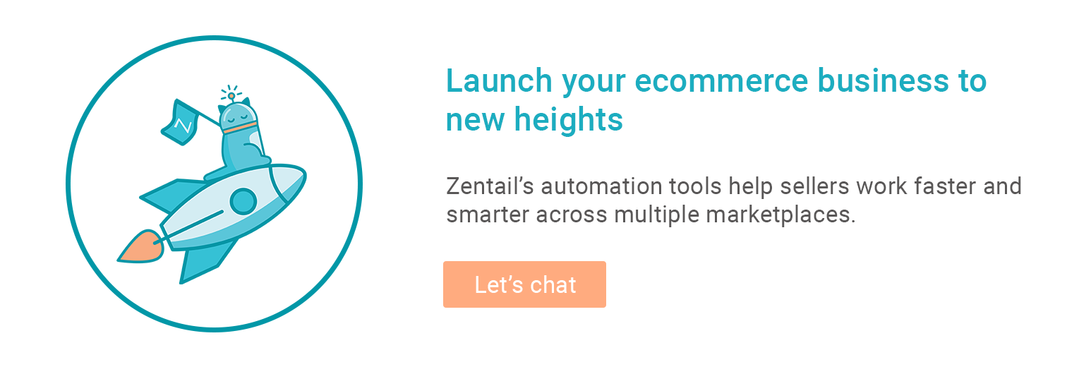 contact form to try zentail's ecommerce automation tools