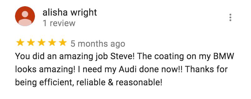 Alisha Review