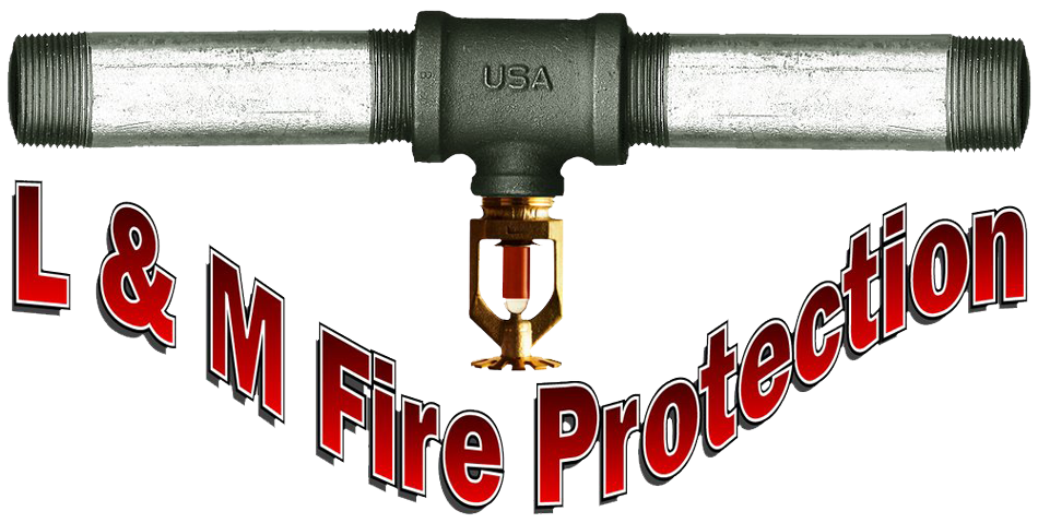 LM Fire Protection Logo
