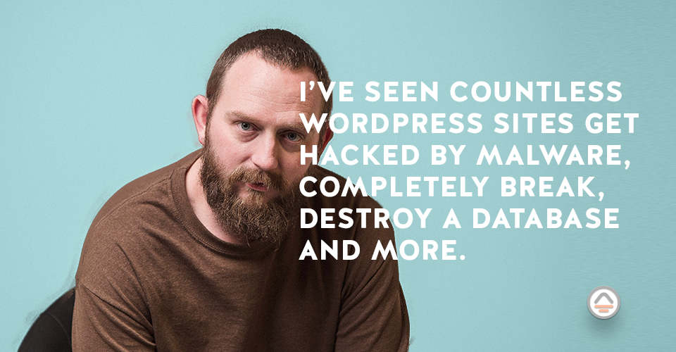 wordpress plugins cause security issues