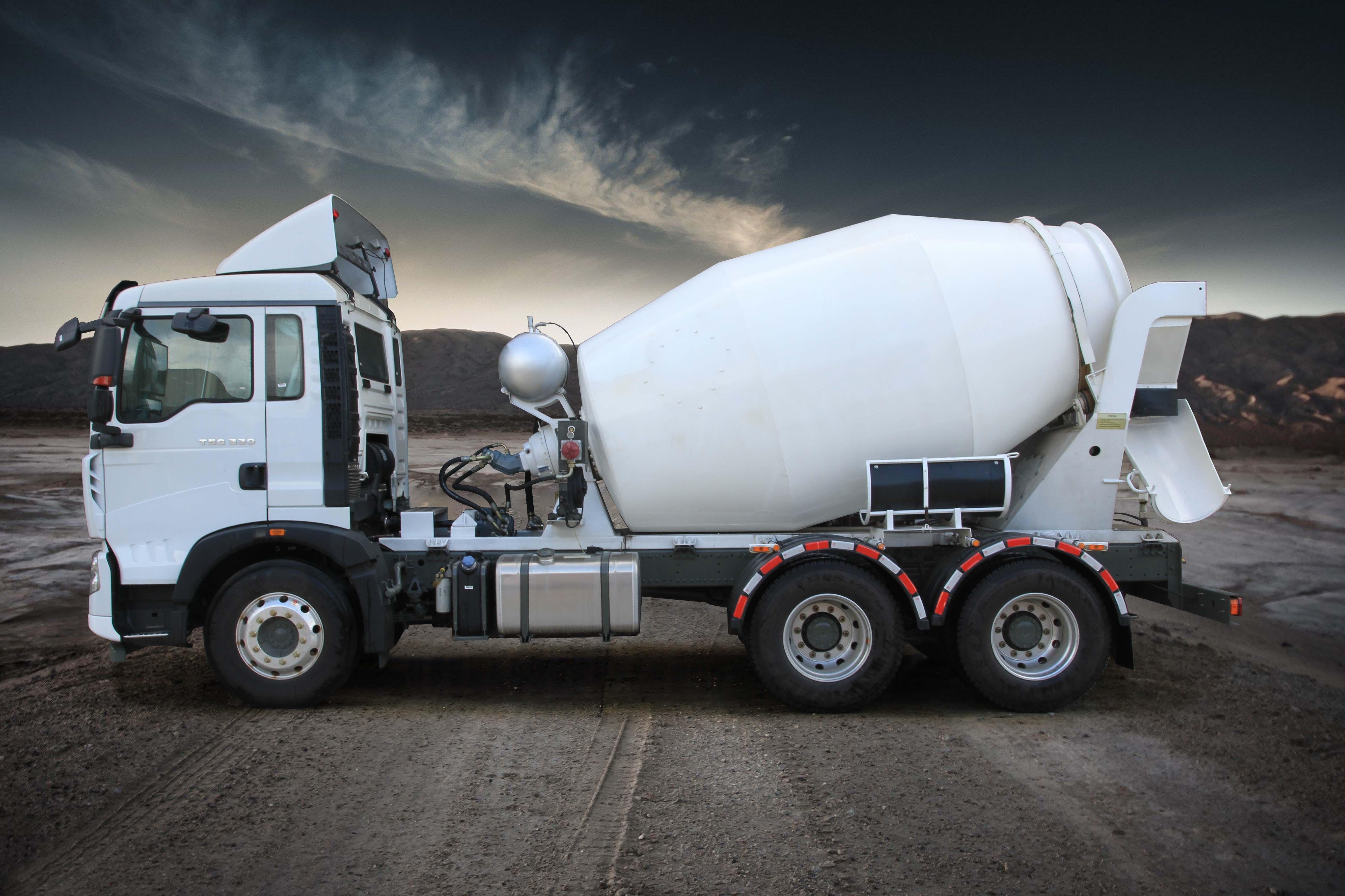 Sinotruk T5G 6X4 Concrete