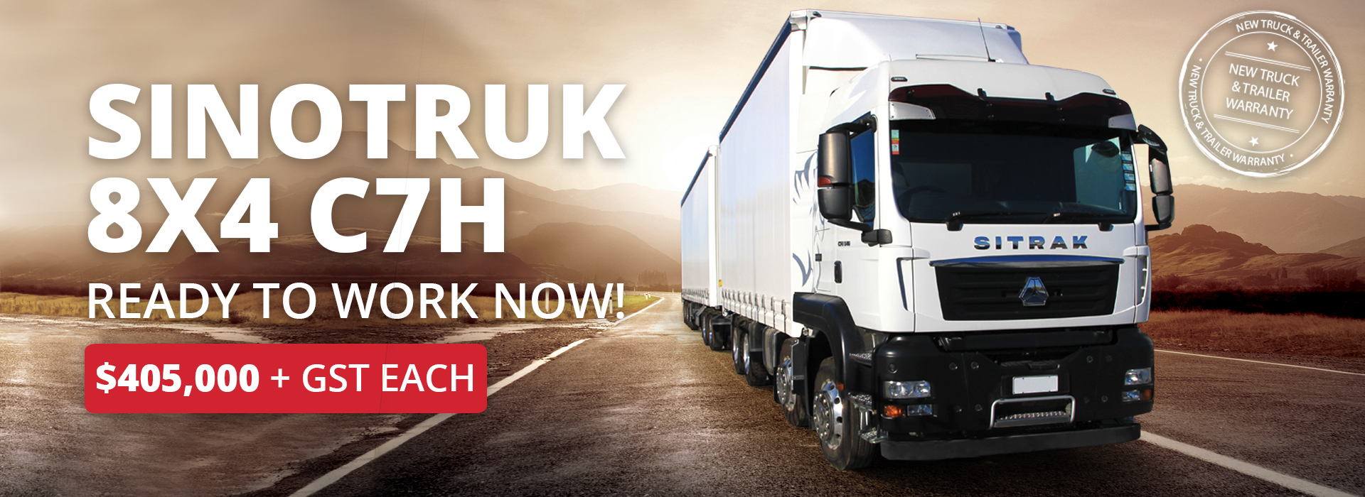 Sinotruk nz