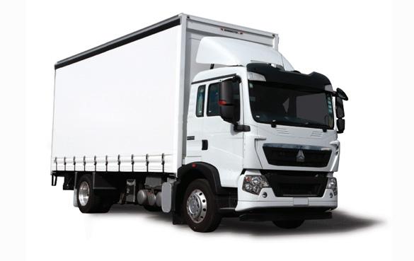 Sinotruk T5G Series 4X2 Metromaster Truck