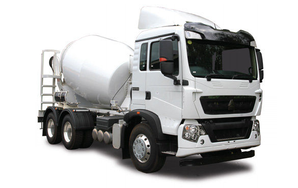 Sinotruk T5G Series 6X4 Concrete Truck