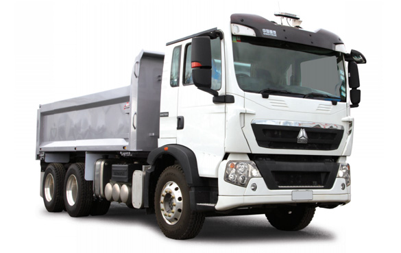 Sinotruk T5G Series 6X4 Tipper Truck