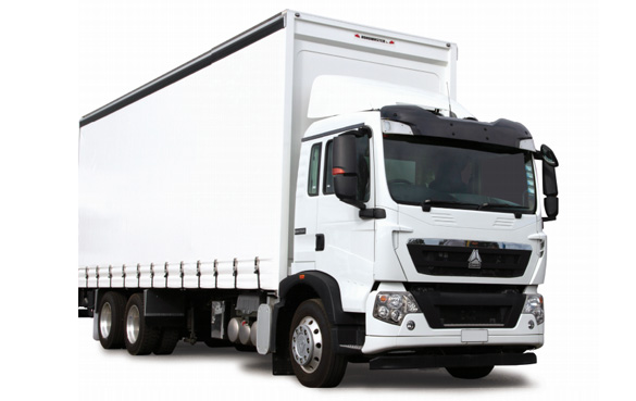 Sinotruk T5G Series 6X2 Metromaster Truck