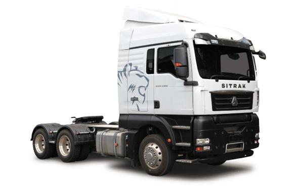 Sinotruk C7H Series 6X4 Tractor Truck