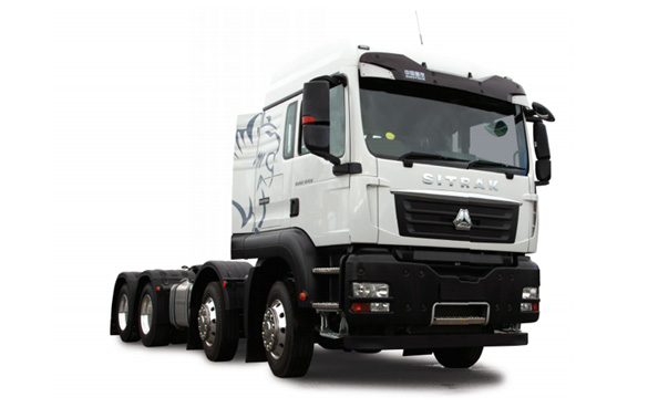 Sinotruk C7H Series 8X4 Tractor Truck