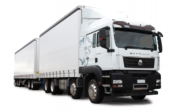 Sinotruk C7H Series 8X4 Curstainsider Truck