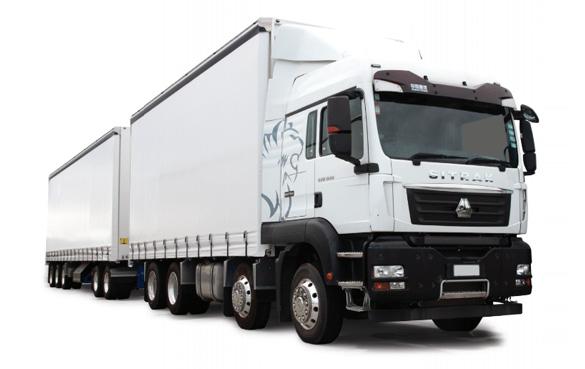 SinoTruk C7H 8X4 Curtainsider Truck