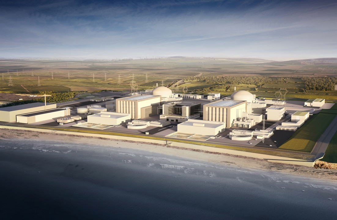 Image result for edf energy hinkley point c