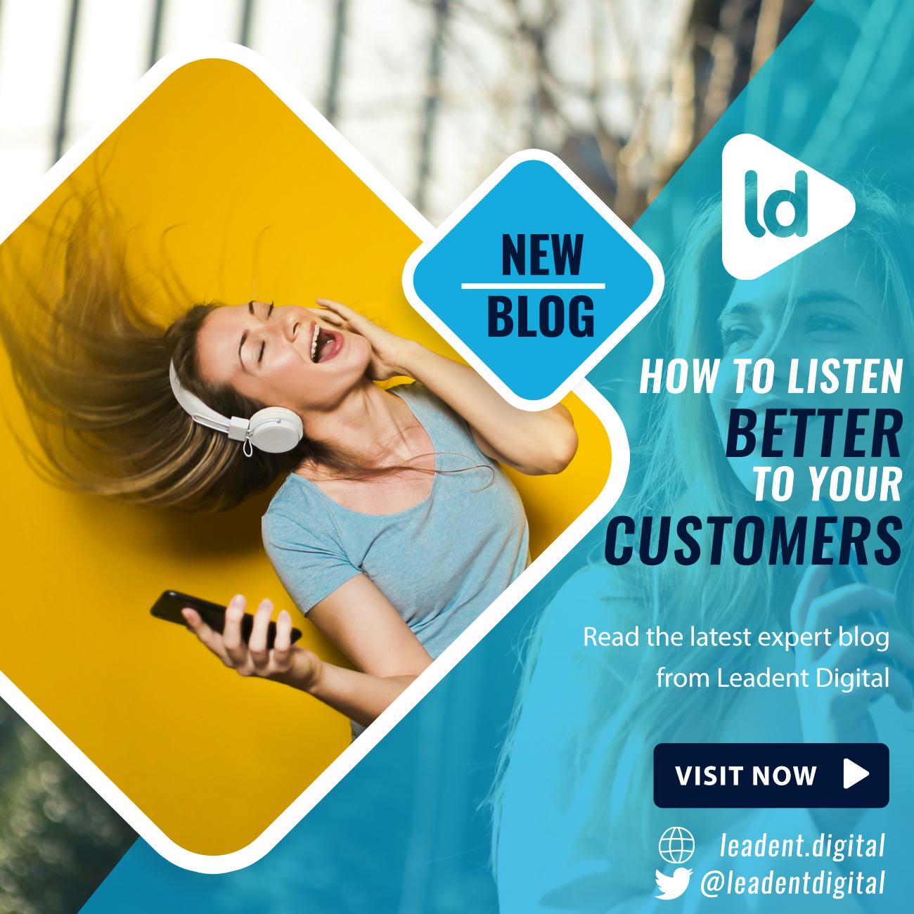 Leadent Digital Blog Promo