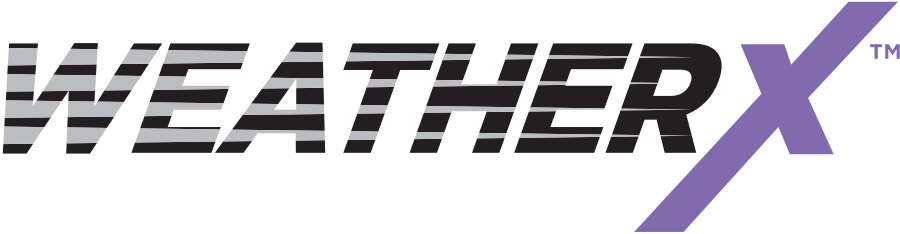 WeatherX logo