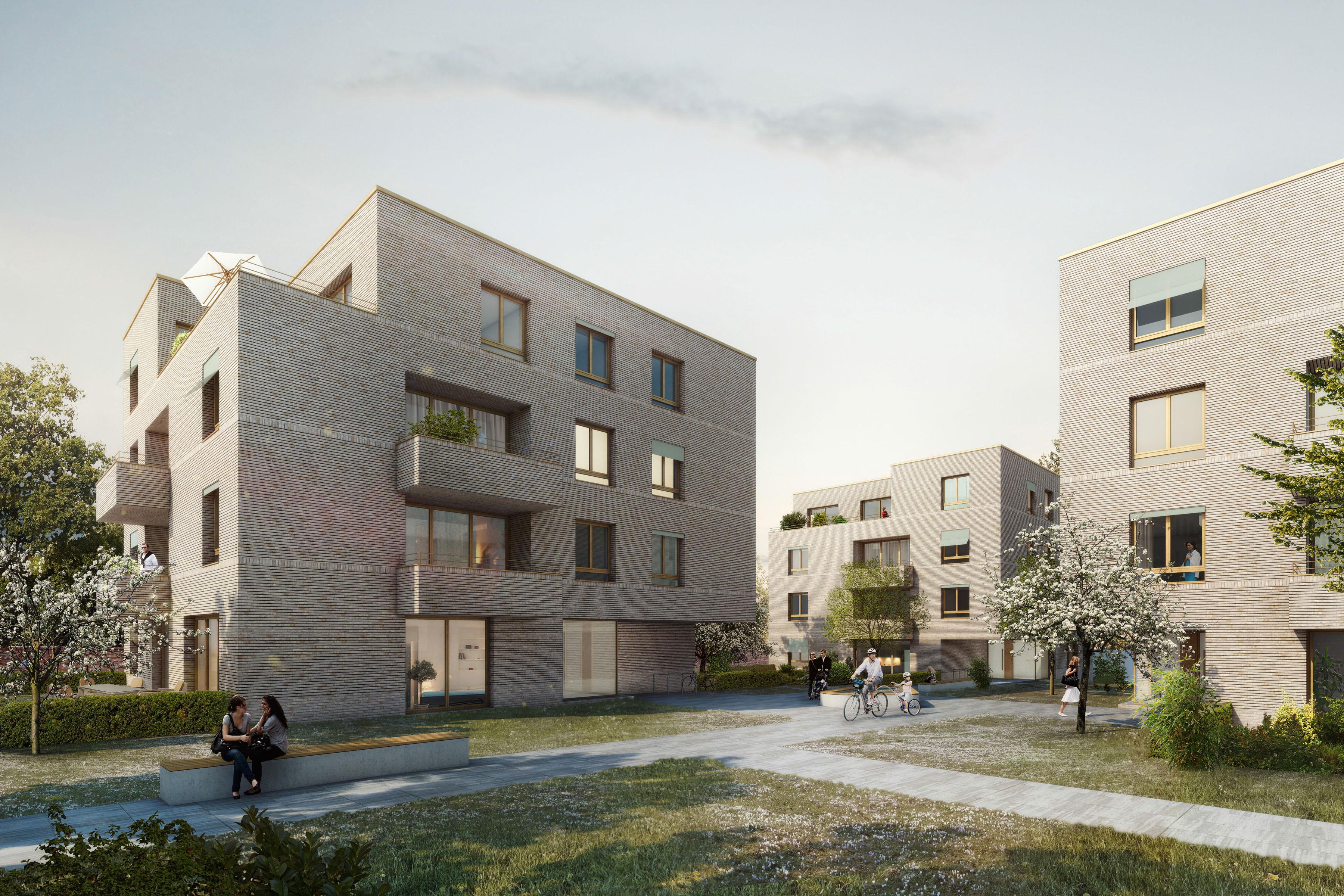 Projekt Grabowstraße