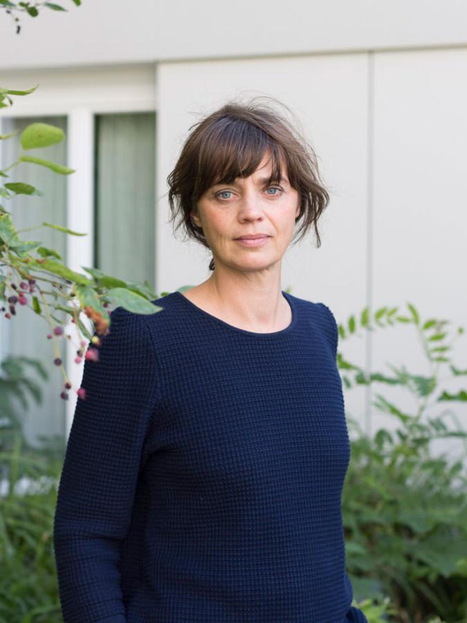 Porträt Maria Simons