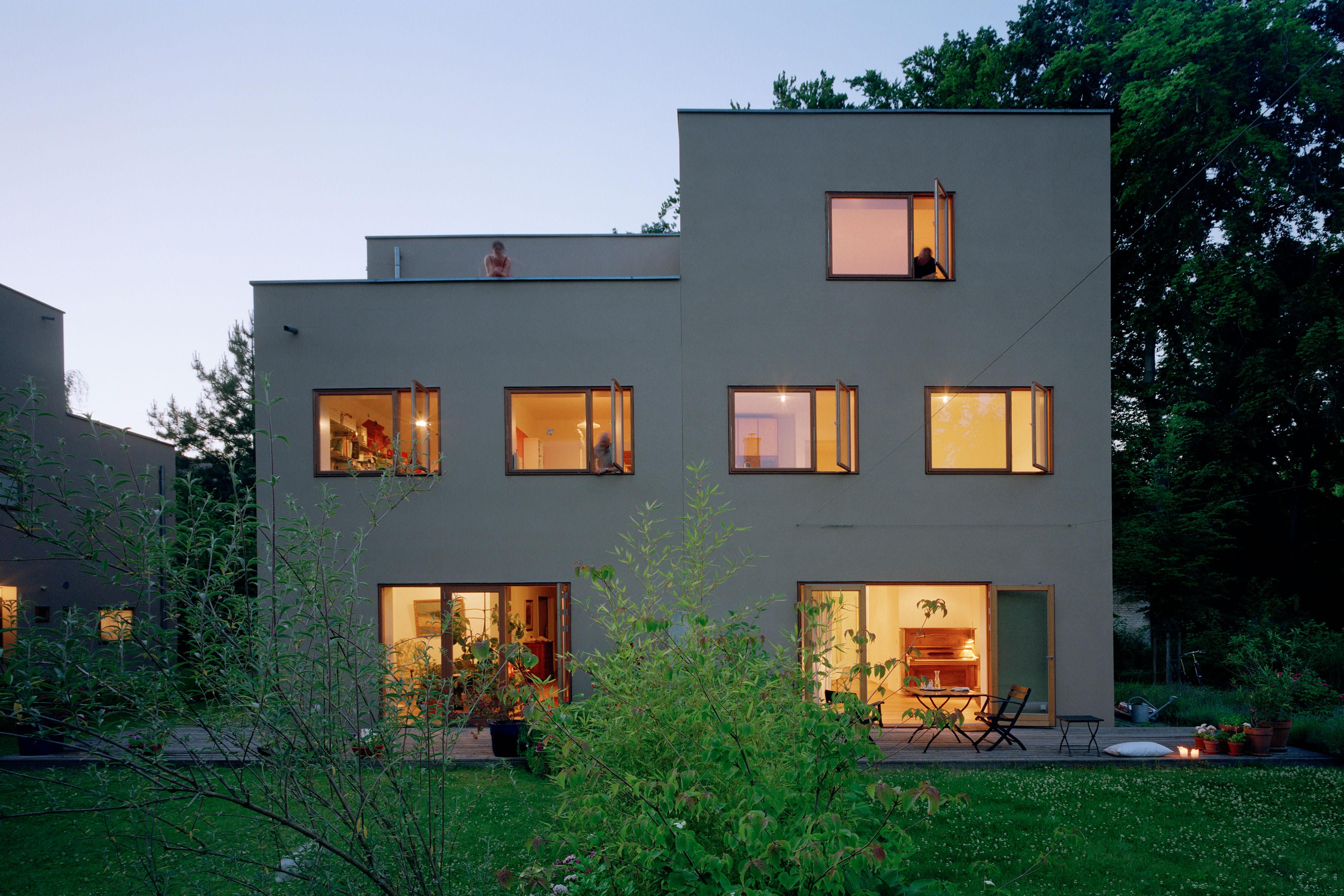 Projekt Albertinenstraße
