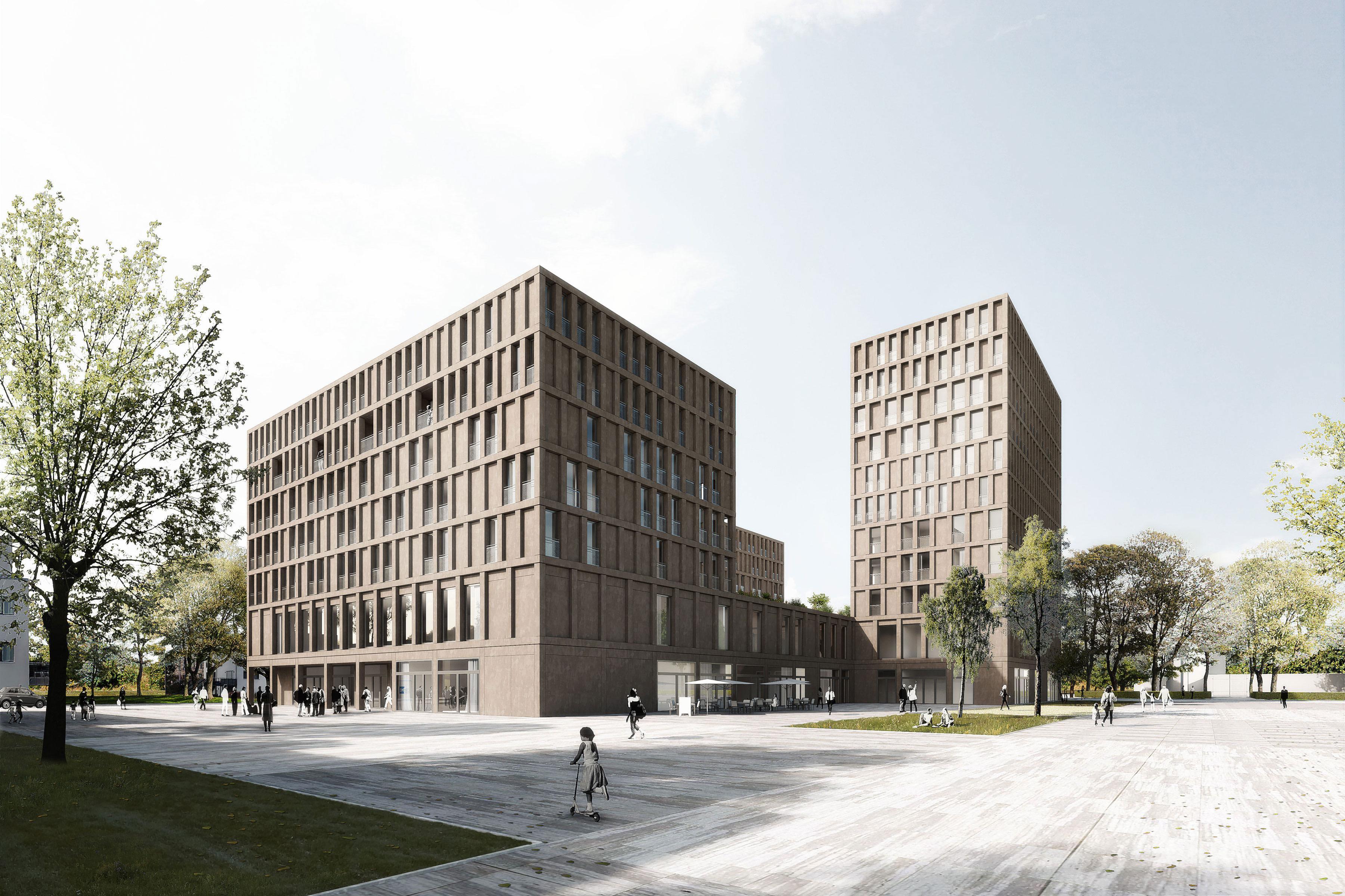 Projekt Zentrum am Hauptbahnhof
