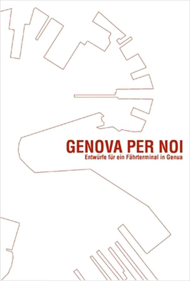 Titelseite Genova Per Noi