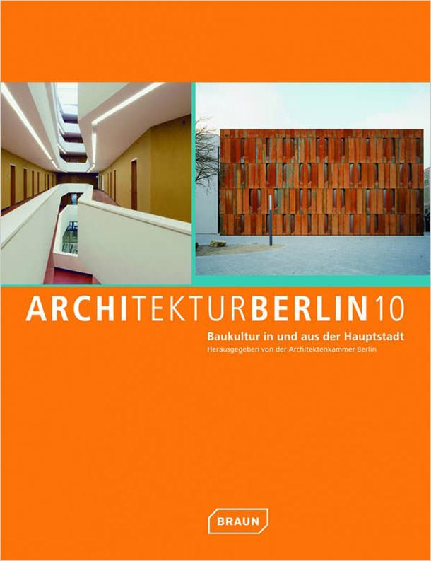 Titelseite Architektur Berlin 10