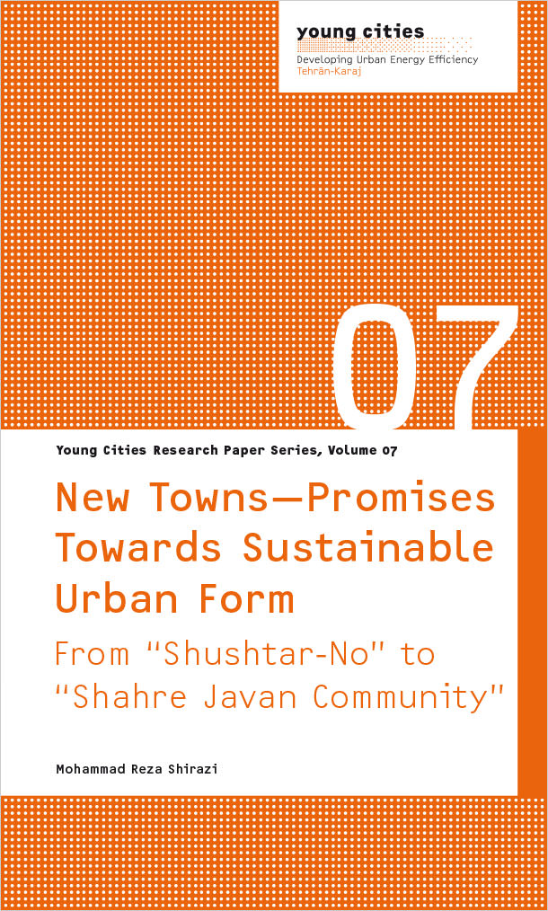 Titelseite Young Cities Research Paper Series, Volume 7