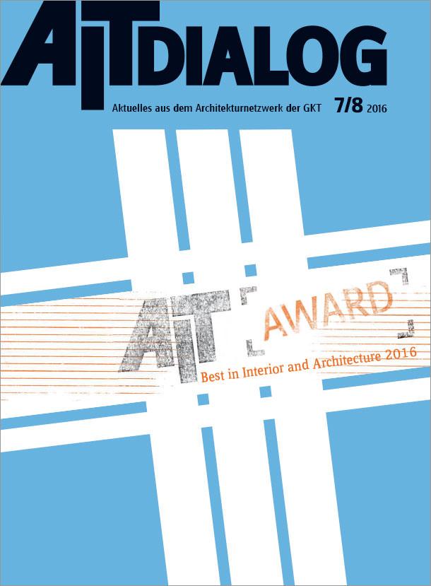 Titelseite AIT Dialog 2016