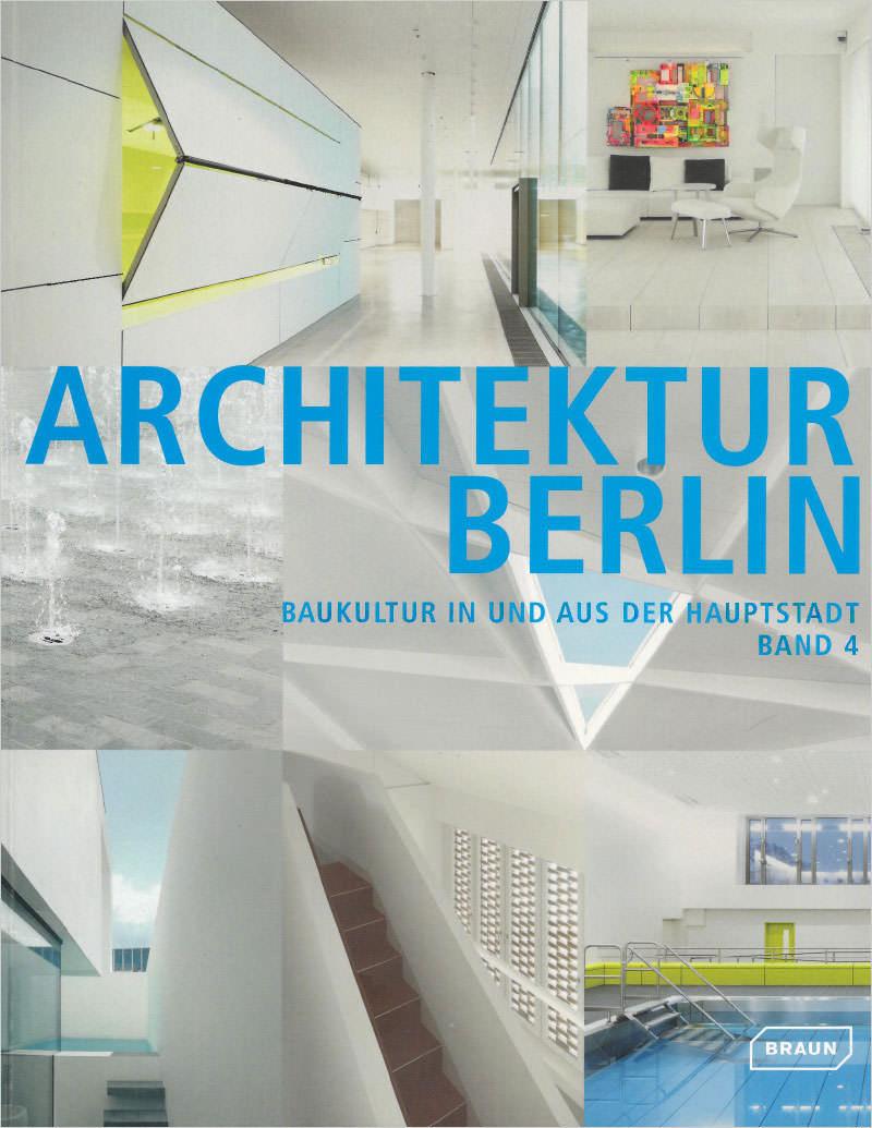 Titelseite Architektur Berlin