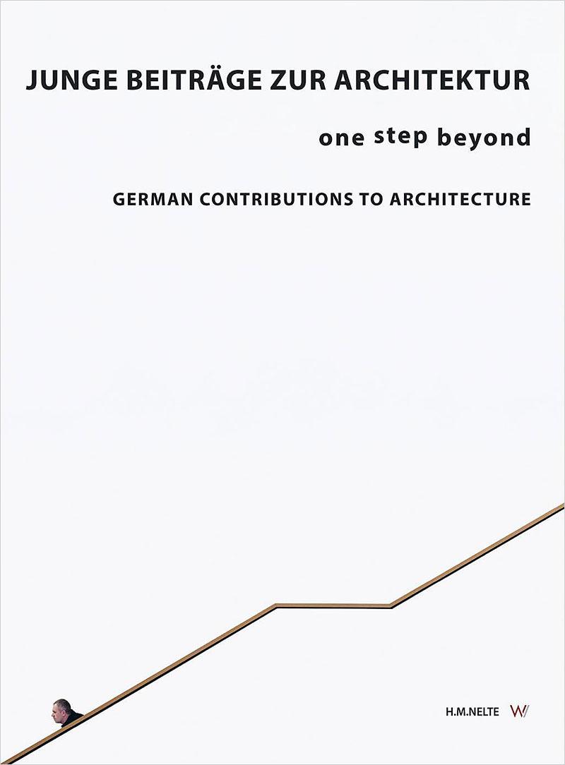 Titelseite Junge Beiträge zur Architektur