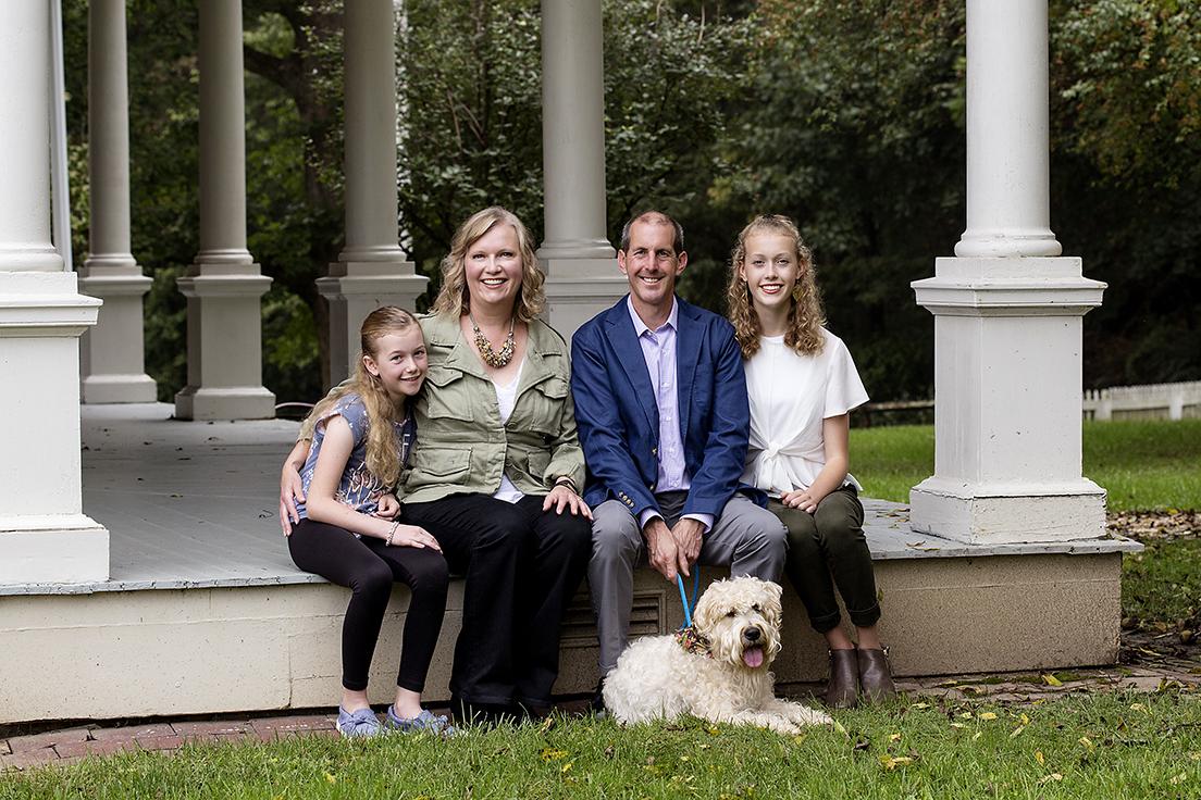Naples family photo