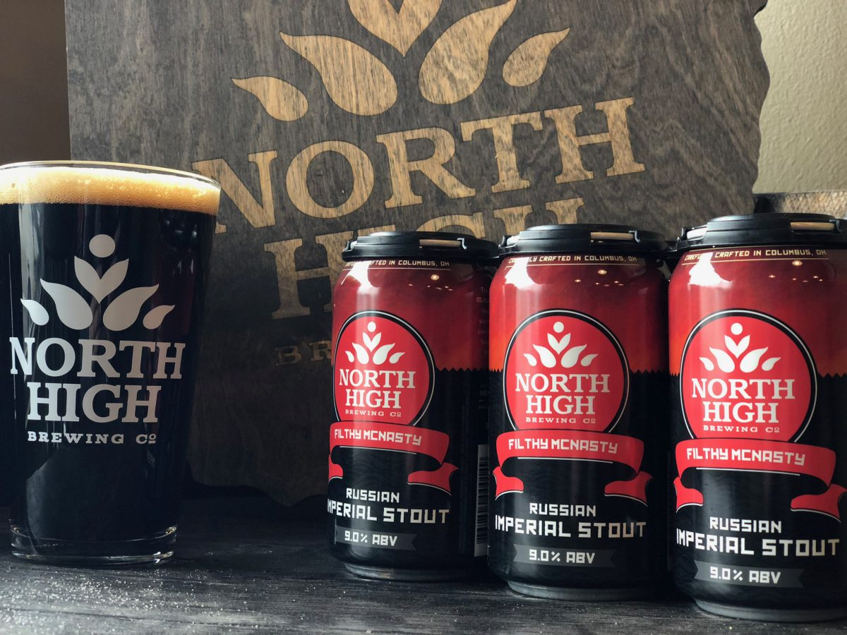 Beer from North High Brewery