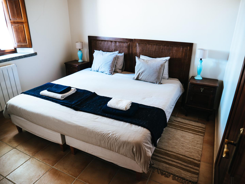 dorm in the villa