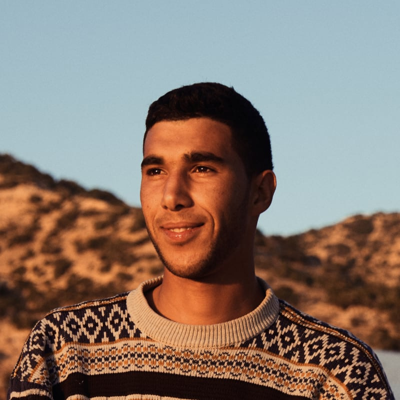 Meet Hicham, our local host in Morocco