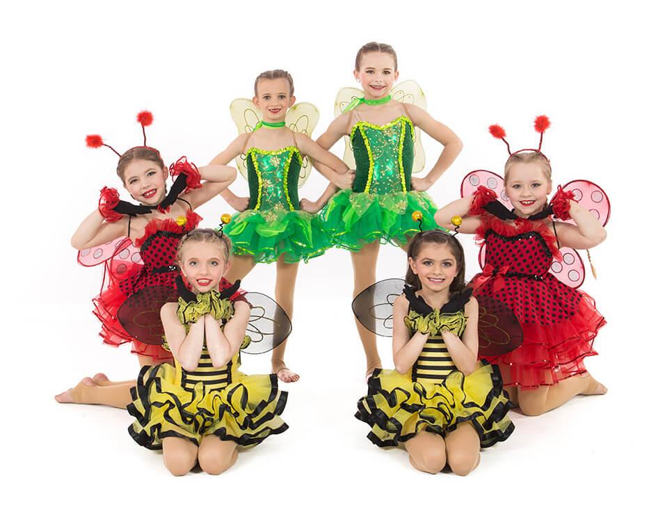 Dance recital pictures