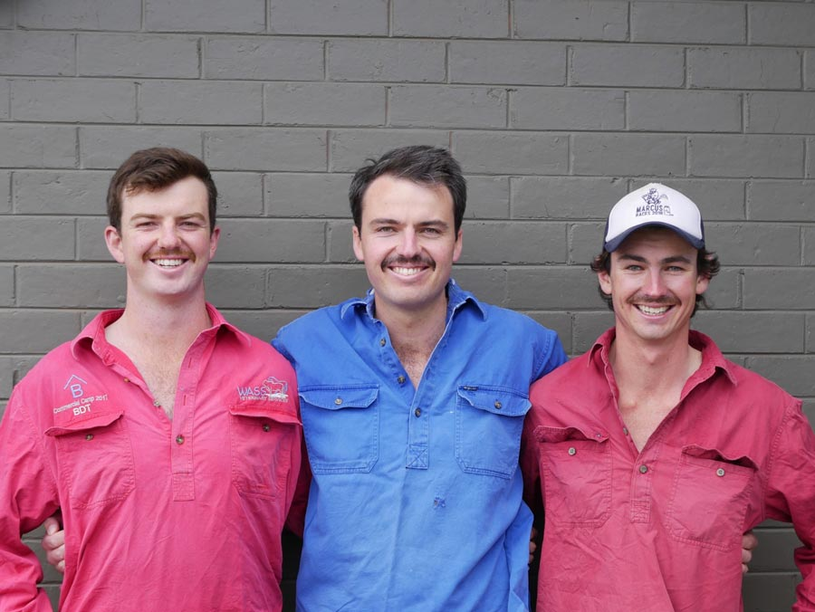 Mobble's Favourite Brothers Raising Awareness for Mental Health in Ag