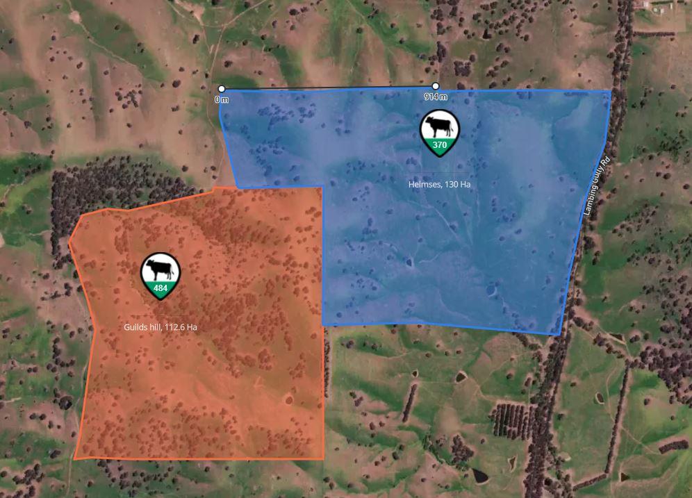 farm maps on mobble app