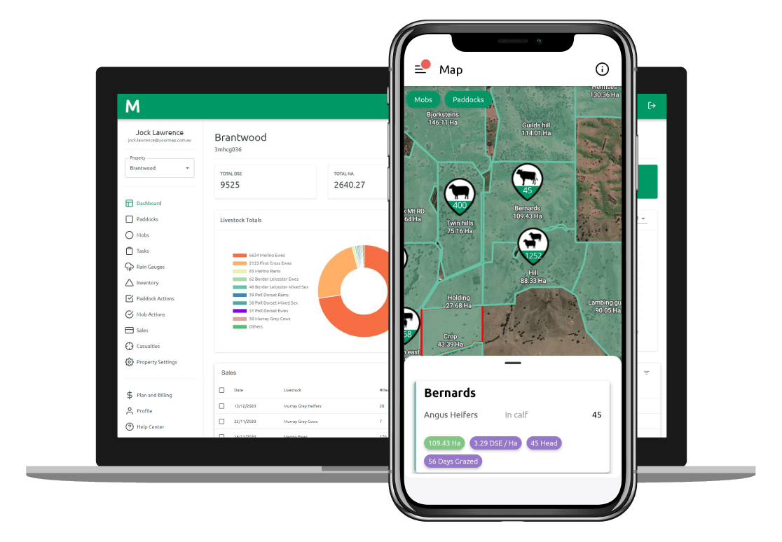 Livestock Farm Management App Mobble