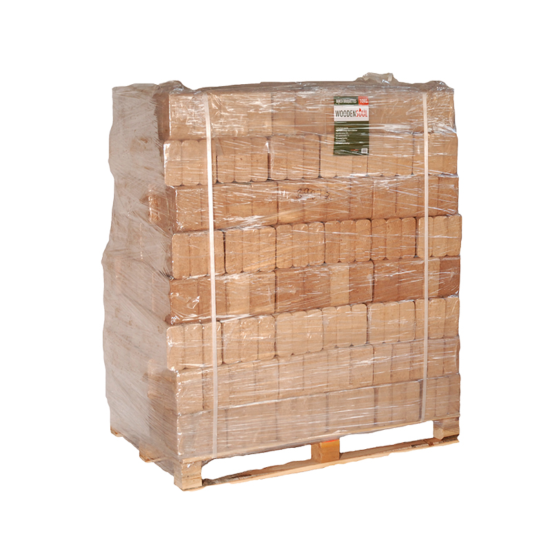RUF-type Birch Briquettes. Woodensoul Firewood