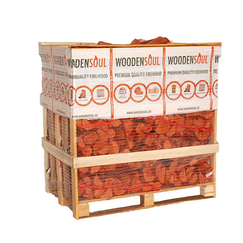 Kiln Dried Logs in net sacks