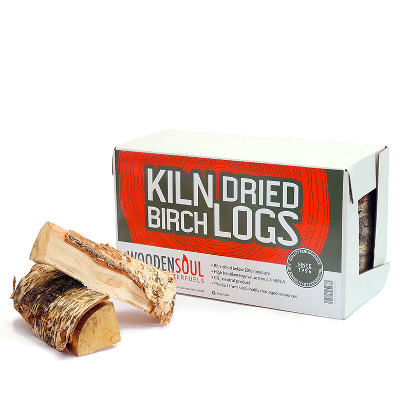 Woodensoul Kiln Dried Logs