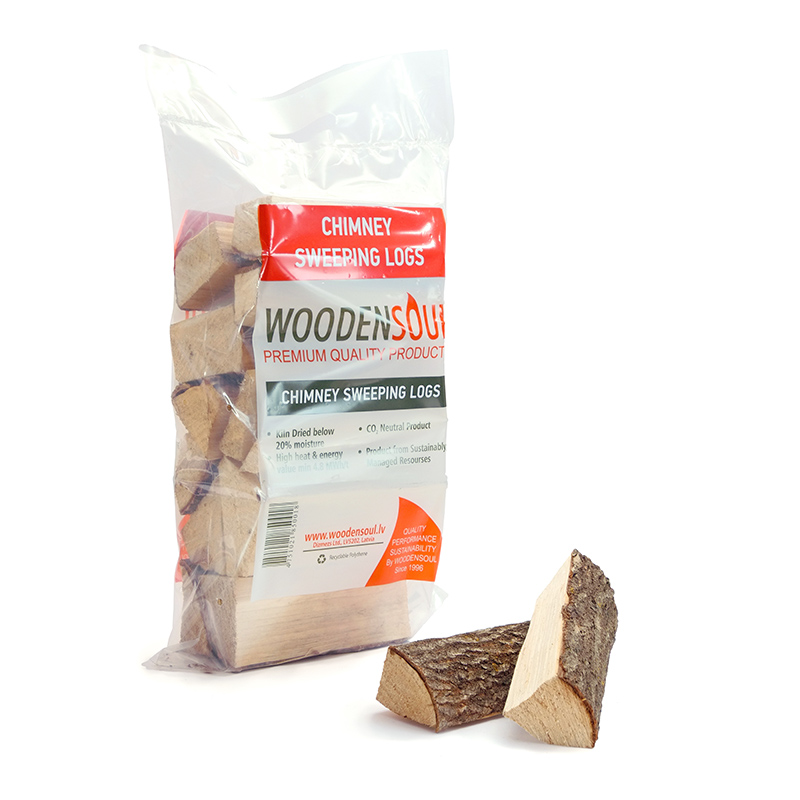 Woodensoul Firewood. Chimney sweeping logs.