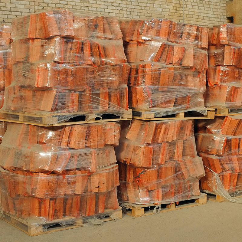 Kiln Dried Logs in net sacks. Woodensoul Firewood