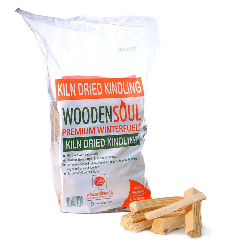 Kiln Dried Kindling. Woodensoul Firewood