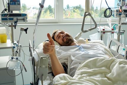 Kann ich eine Patientenverfügung auch bei bereits bestehender Krankheit verfassen?