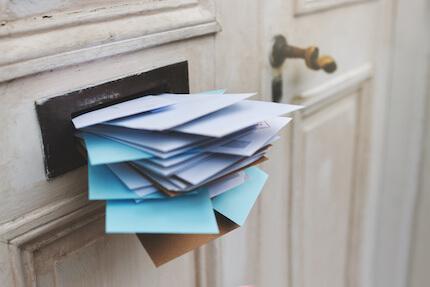 Vorsorgevollmacht - Post- und Fernmeldeverkehr