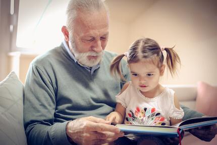 Können Großeltern zum Unterhalt für Enkel verpflichtet werden?