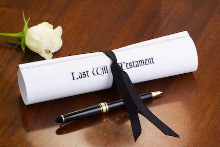 Was ist ein Testament?
