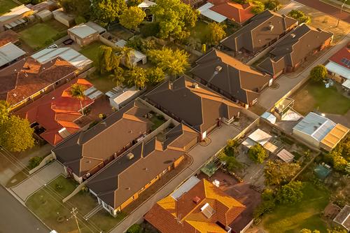 Subdivide land in Perth
