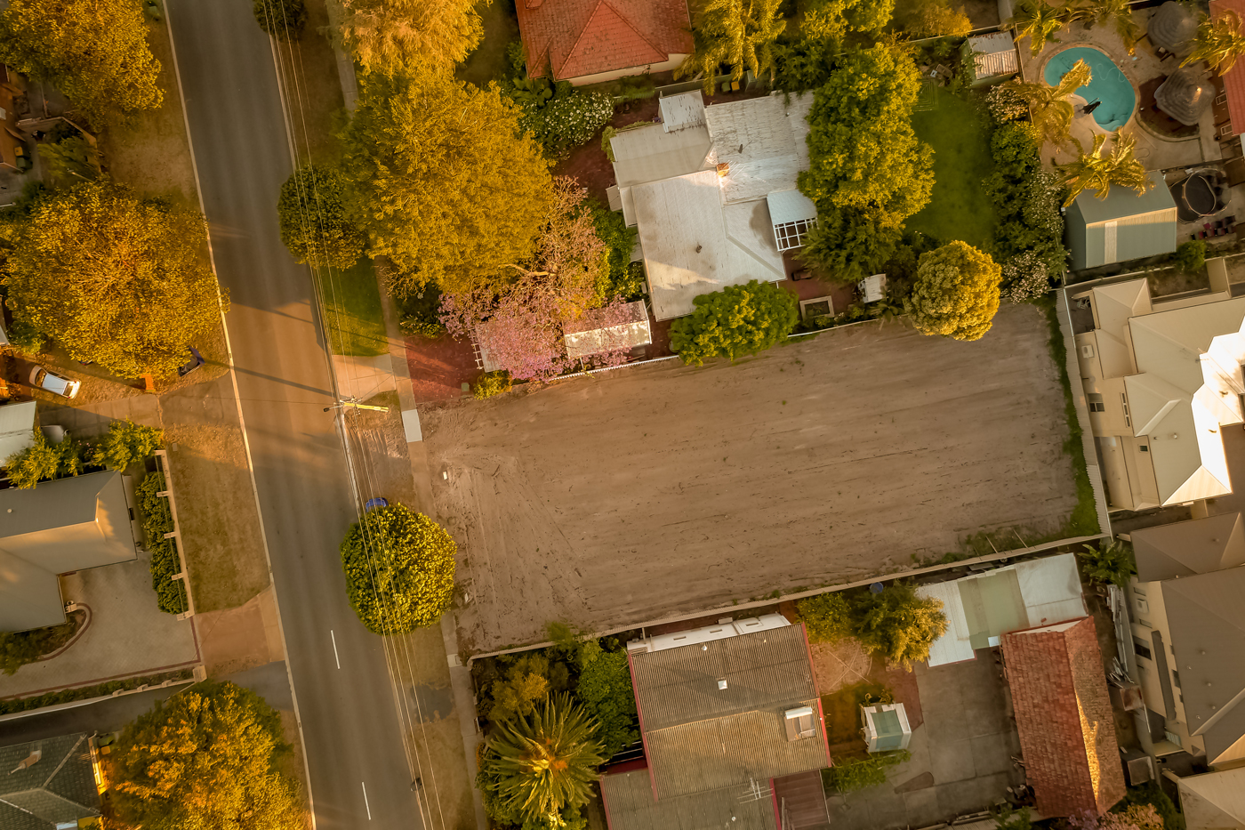 subdivision perth construction