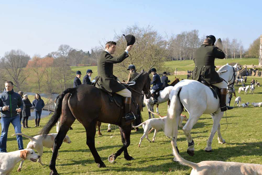 Beaufort Hunt - Hats Off to Easton Grey House