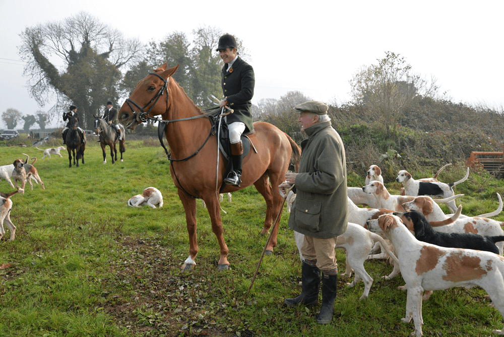 Beaufort Hunt - Church Farm Leighterton
