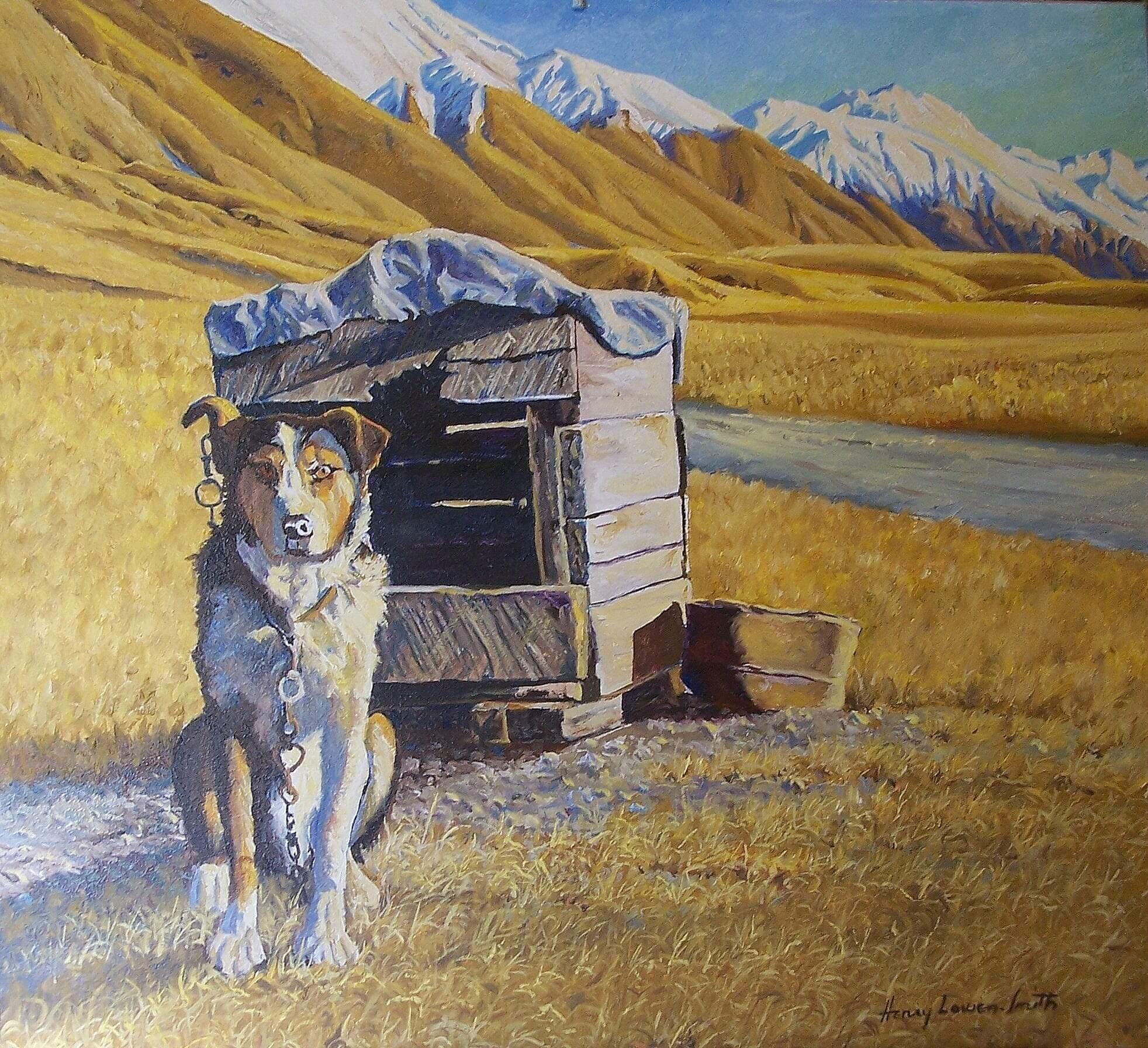 Ahuriri Dog
